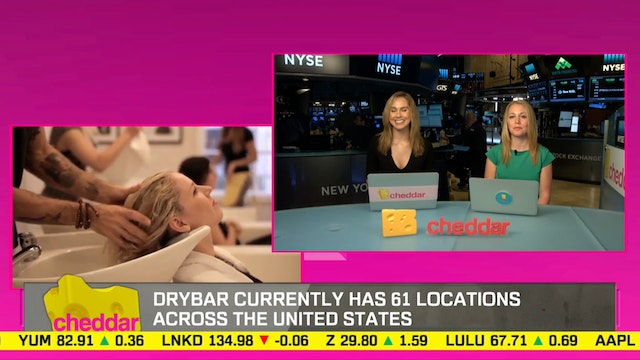 Drybar Founder on Beauty Company Expa...