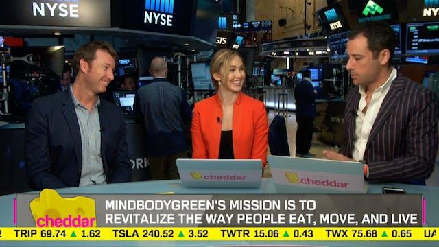 Mindbodygreen CEO on the Explosive Gr...