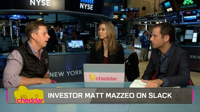 Lowercase Capital's Matt Mazzeo is su...