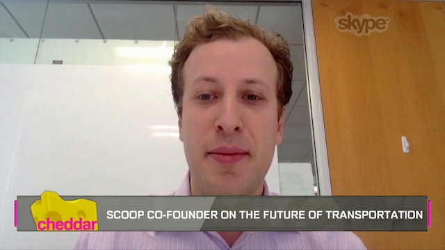 Carpooling start-Up Scoop says theyre...
