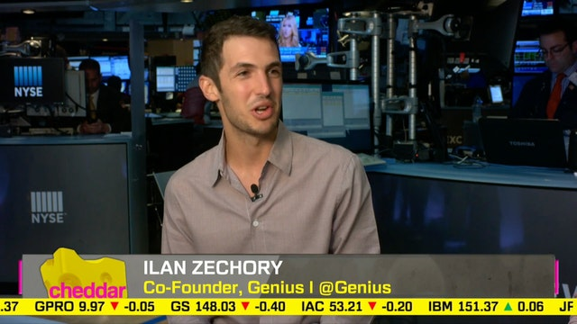 Genius co-founder Ilan Zechory on Par...