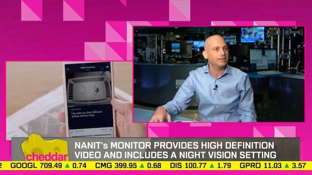 Nanit Founder Talks  Monitor that Reg...