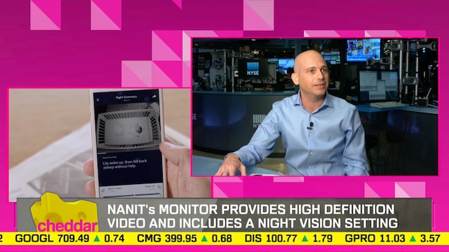 Nanit Founder Talks  Monitor that Reg...