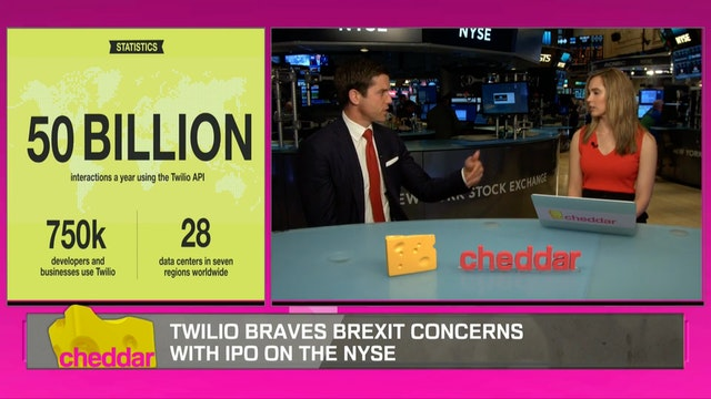 NYSE's Tom Farley on Twilio's IPO