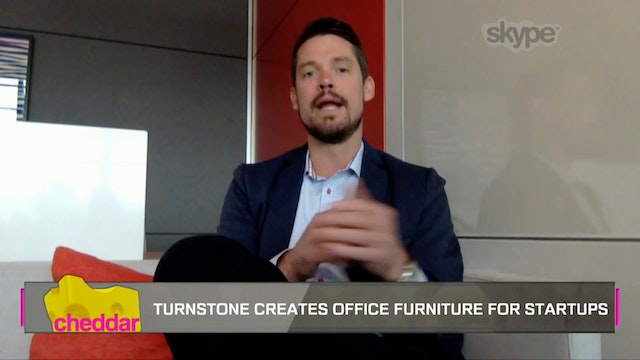 Turnstone: Office Furniture for Startups