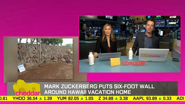 Hot story: Mark Zuckerberg Builds A W...