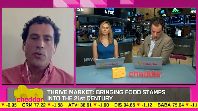 Thrive Market Co-Founder on Bringing ...