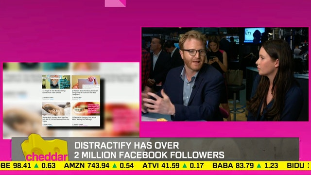 CMO of Distractify Andrew Levine Talk...