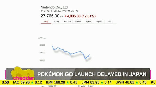 Top News: Pokémon GO launches in Japan