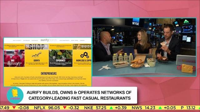 Aurify CEO John Rigos Discusses the A...