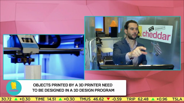 Watch the Future of 3D Printing