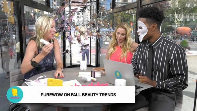 Purewow's Coolest Fall Beauty Product...