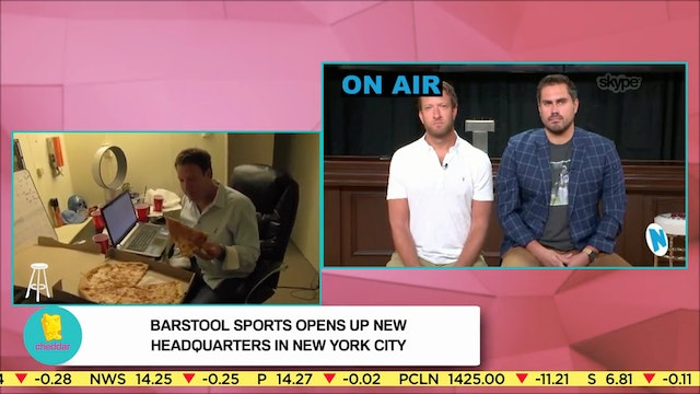 Barstool Sports Acquires Old Row Spor...