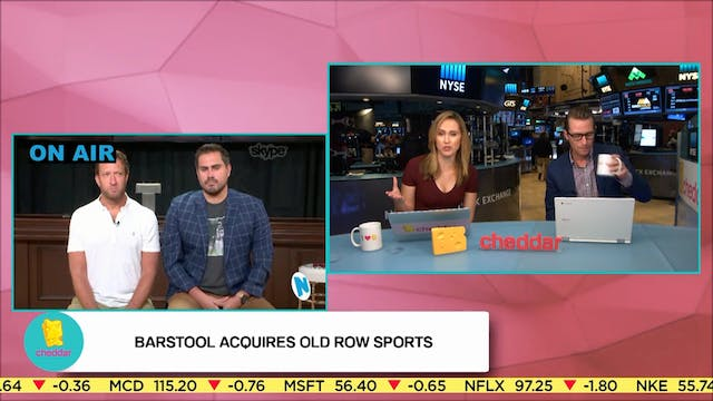 Why Barstool Sports is Acquiring Old ...