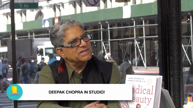 Deepak Chopra on Michael Jackson and ...