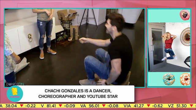 YouTube Star Cachi Gonzales Reveals H...