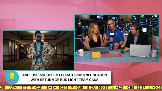 Anheuser-Busch reveals 2016 NFL Bud L...