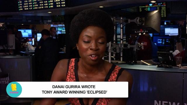 Danai Gurira: Michonne from 'The Walk...