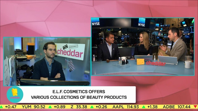 e.l.f. Cosmetics Focuses on Innovatin...