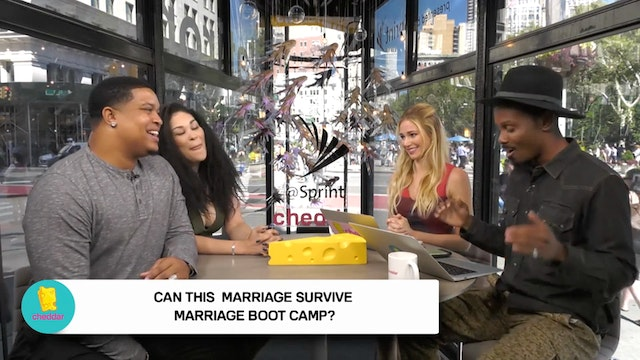 Marriage Boot Camp's Kiki Wyatt talks...