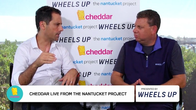 WheelsUp co-founder Gary Spitalnick o...