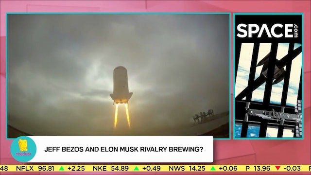 How the Elon Musk and Jeff Bazos riva...