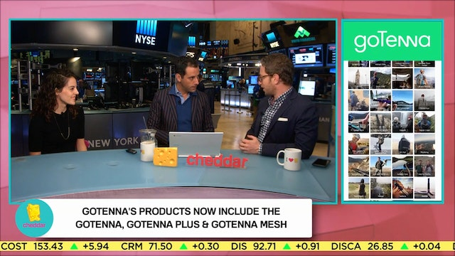 GoTenna CEO discusses how Mesh is cha...