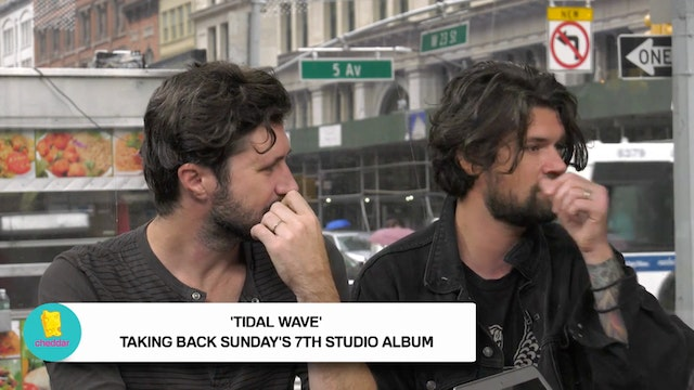 Which Taking Back Sunday member wrote...