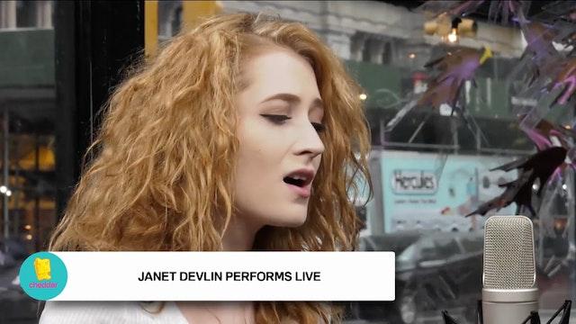 Janet Devlin sings 'Whiskey Lullabies...