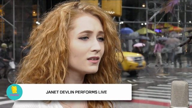 Janet Devlin sings 'Whiskey Lullabies...