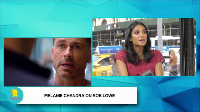 Melanie Chandra on 'CODE BLACK'