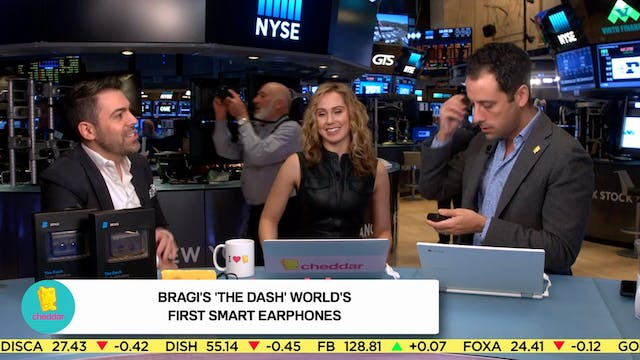 Bragi's 'Dash' Headphones Bring the P...