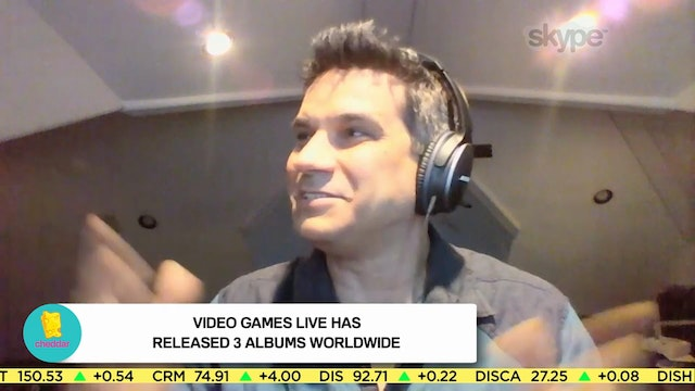 Tommy Tallarico explains Video Games ...