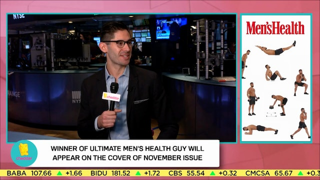 Men's Health Deputy Editor describes ...