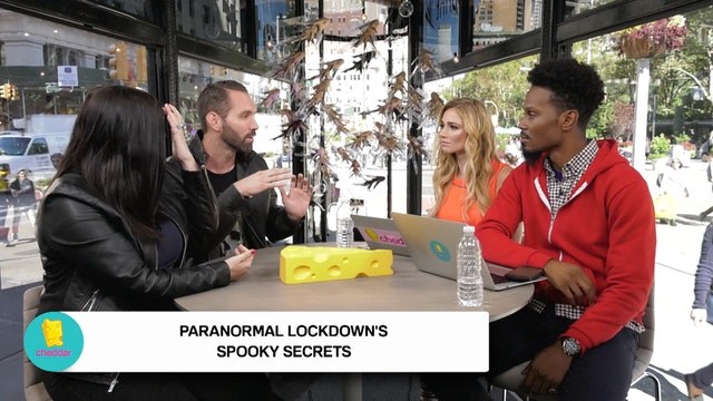 The hosts of Paranormal Lockdown expl...