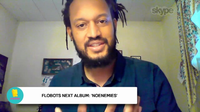 Flobot's new album uses music as a ca...