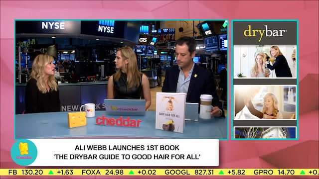 Drybar projects $100 million in reven...