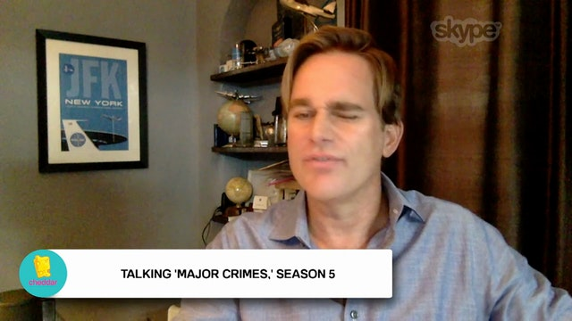 """Major Crimes'"" Phillip Keene no long..."