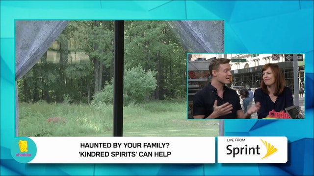 Kindred Spirits investigates friendly...