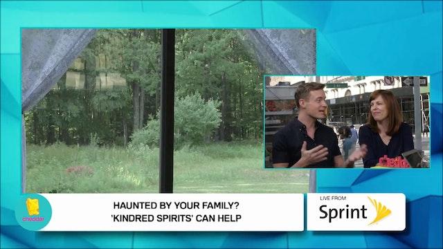 Kindred Spirits investigates friendly...