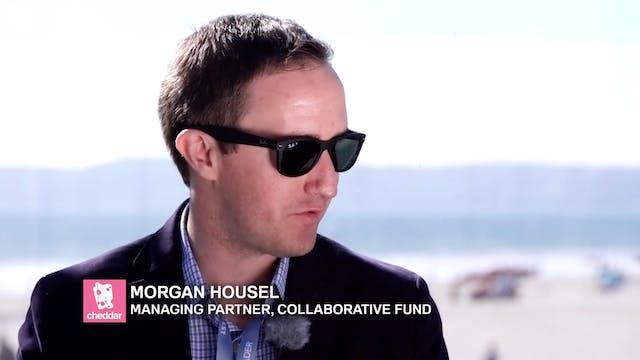 Morgan Housel says Wells Fargo failed...