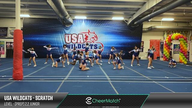 ENCORE Match-USA Wildcats-Scratch-[PREP] 2.2 Junior-03-43-38