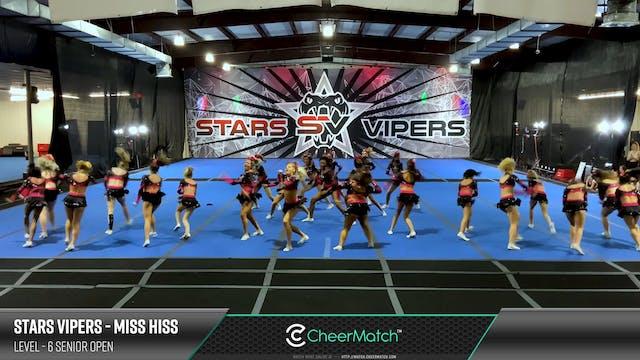 ENCORE Match-Stars Vipers-Miss Hiss-6...