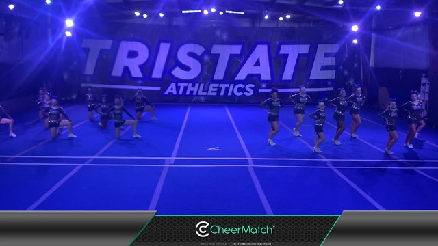Match - 15-Tristate Athletics-First Ladies-1 Junior Small