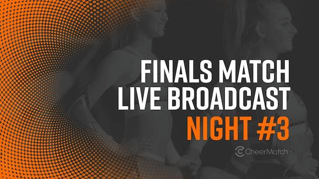 CheerMatch Finals - Night 3