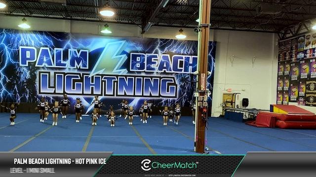 ENCORE Match-Palm Beach Lightning-Hot Pink Ice-1 Mini Small-07-34-38