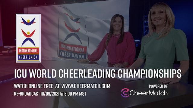 International Cheer Union - 2021 World Championships