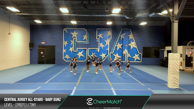ENCORE Match-Central Jersey All-Stars...