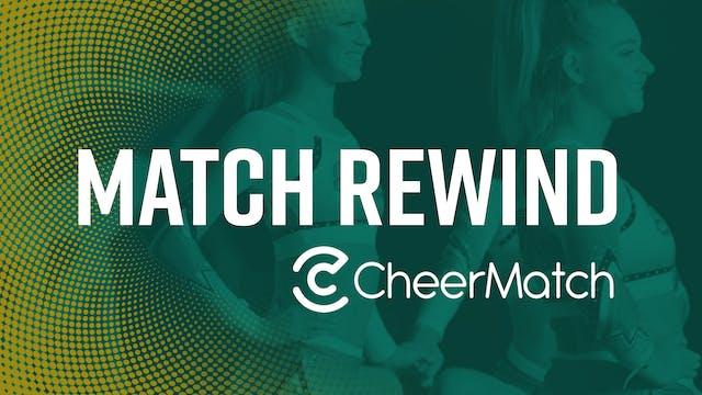 Match #3 REWIND - STUDIO B