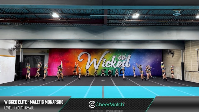 ENCORE Match-Wicked Elite-Malefic Monarchs-1 Youth Small-07-16-16